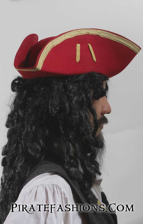 Captain Morgan Pirate Hat