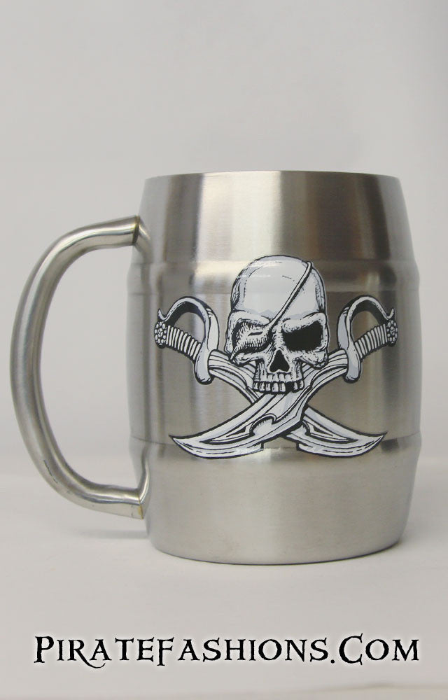 Pirate Drinking Mug