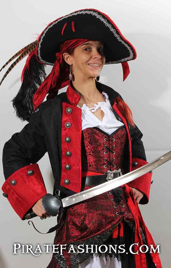 Milady Pirate Jacket