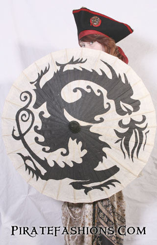 Dragon Ladies Parasol