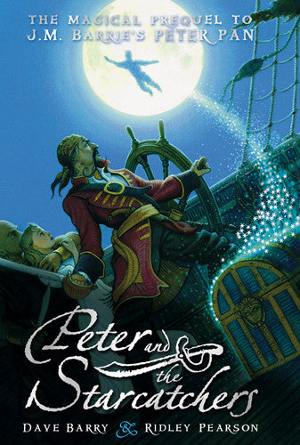 Peter and the Starcatchers Series