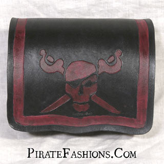 Pirate Cartridge Box Front View