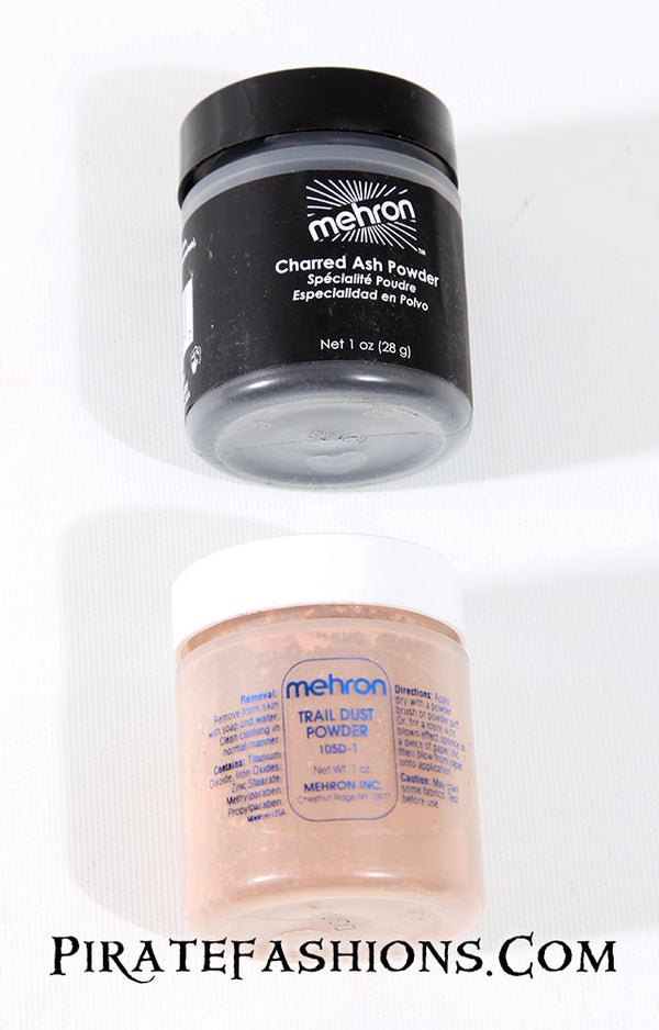Pirate Specialty Powder by Mehron
