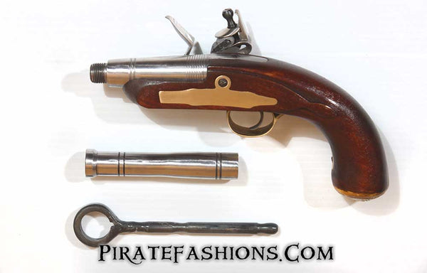 Queen Anne Pistol (Black Powder)