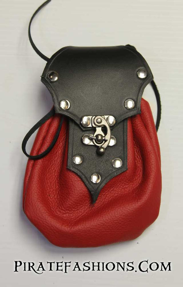 Buccaneer Leather Pouch