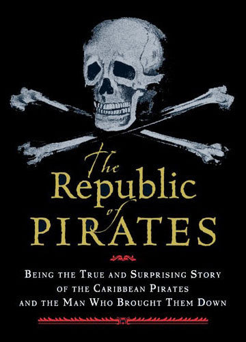 The Republic of Pirates Cover