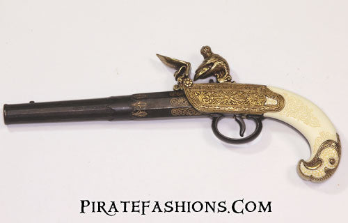 Russian Flintlock Pistol (Non-Firing Replica)