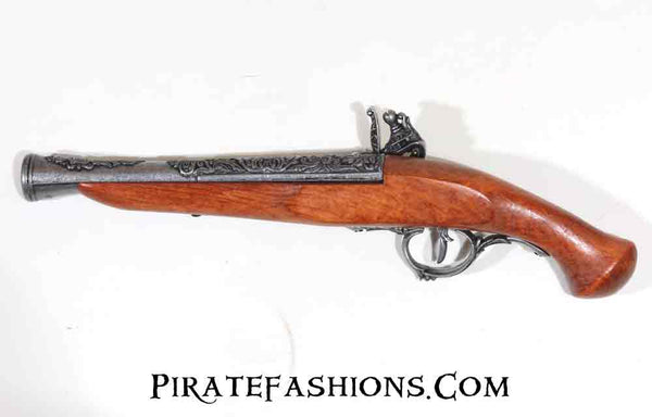 Sea Rover Flintlock Pistol (Non-Firing Replica)