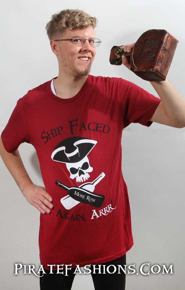 Ship Faced T-Shirt