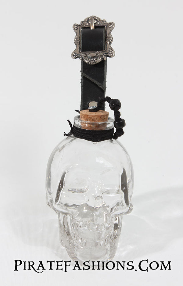 Drunken Skull Bottle