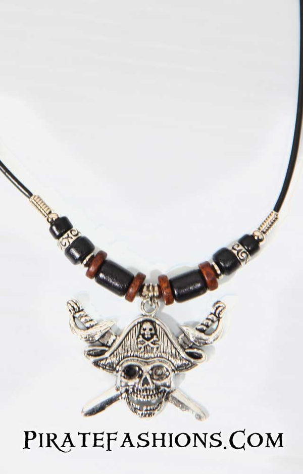 Skull N Sword Necklace