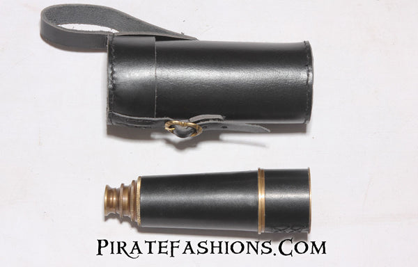 Brass Pirate Spyglass