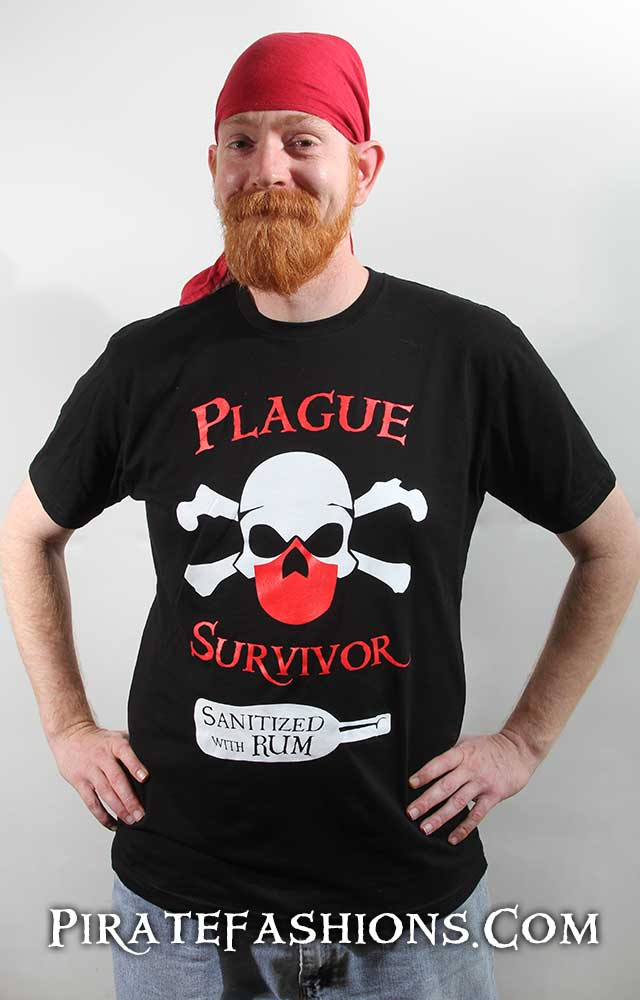 Plague Survivor T-Shirt