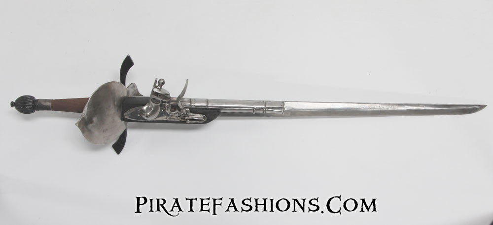 Sword Pistol (Black Powder)