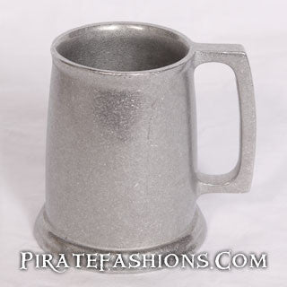 Pirate Pewter Tankard