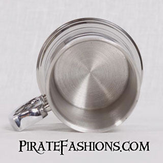 Stainless Steel Pirate Tankard