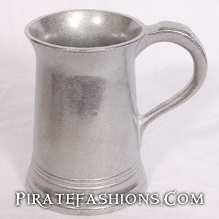 Giant Pewter Tankard