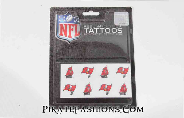 Tampa Bay Bucs Tattoos