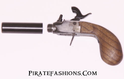 Tiny Percussion Pistol (Black Powder)