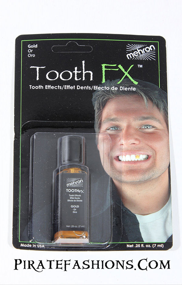 Pirate Tooth FX by Mehron