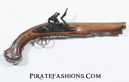 george washington flintlock pistol