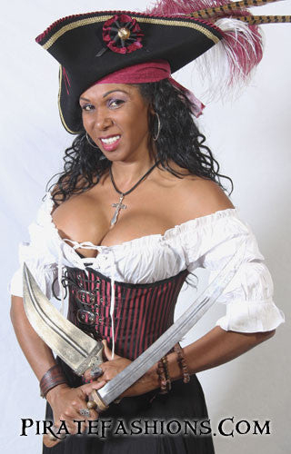 pirate wench top