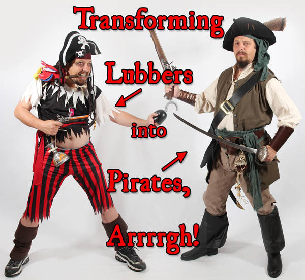 Pirate Clothing Names