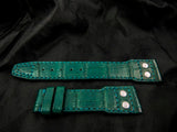 CROCODILE LEATHER STRAP - PALAWAN