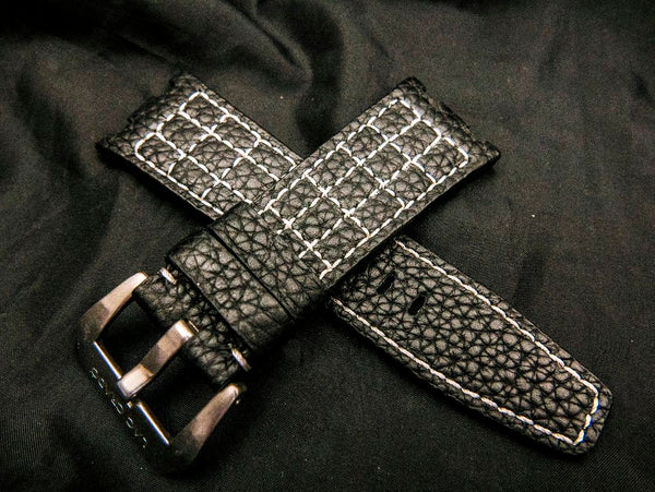 CROCODILE LEATHER STRAP - RAILAY