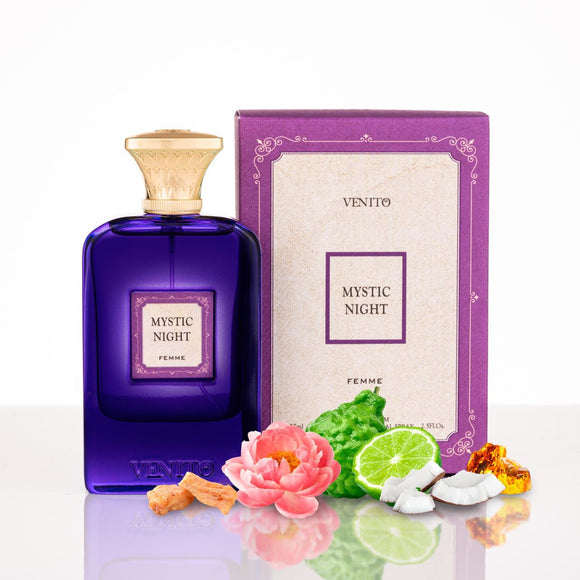 VENITO PERFUME - MYSTIC NIGHT