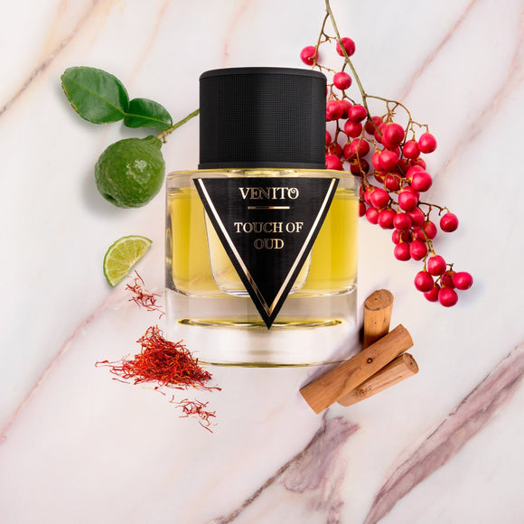 VENITO PERFUME - Touch of oud