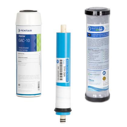Water Treatment Filters