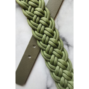 Single Colour Paracord Collars