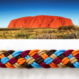 Uluru Paracord Collar (5137156833420)