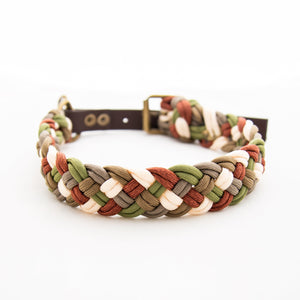 Daintree Paracord Collar Native Collars  (4748350095500)