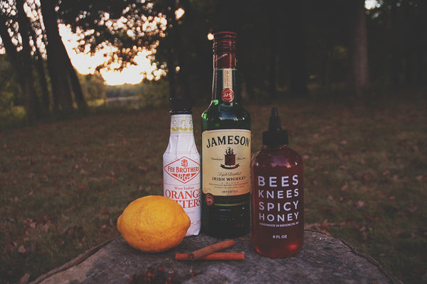 Bees Knees Spicy Hot Toddy - MixedMade