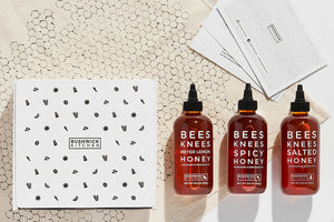 Bees Knees Honey Gift Set - With Hudson