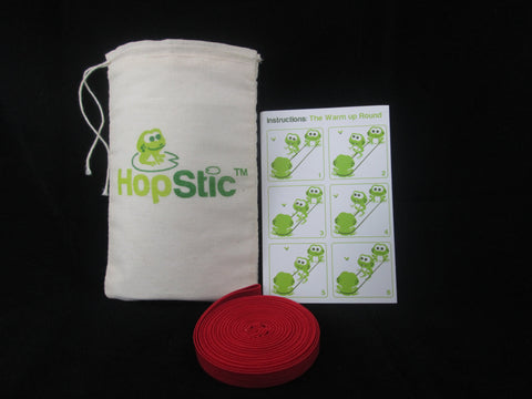 HopStic Game Classic Red