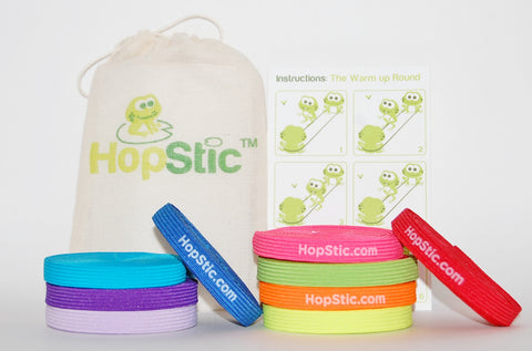 HopStic Game (choose your color)  Made in USA