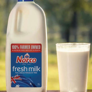 Norco 2L Full Cream Milk