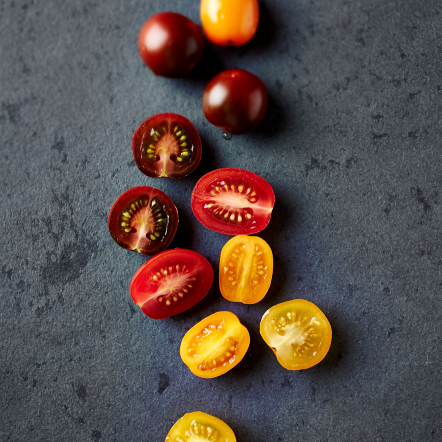 Heirloom & Cherry Tomato Medley (Punnet)