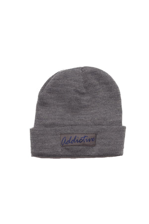 "Addictive ""Grey"" Beanie"