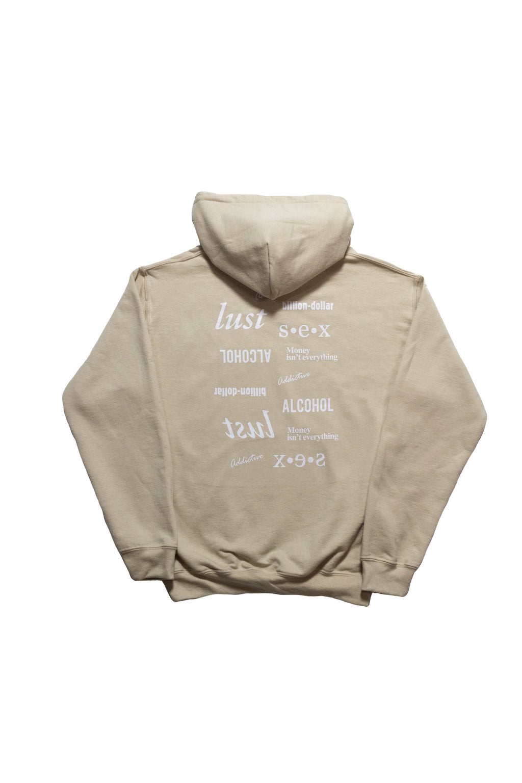 "Addictive ""Sand"" Vices Pullover Hoodie"