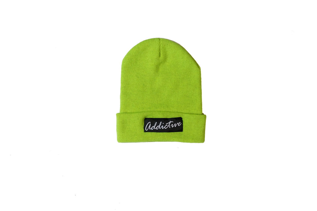 "Addictive ""Protect Yourself"" Beanie"