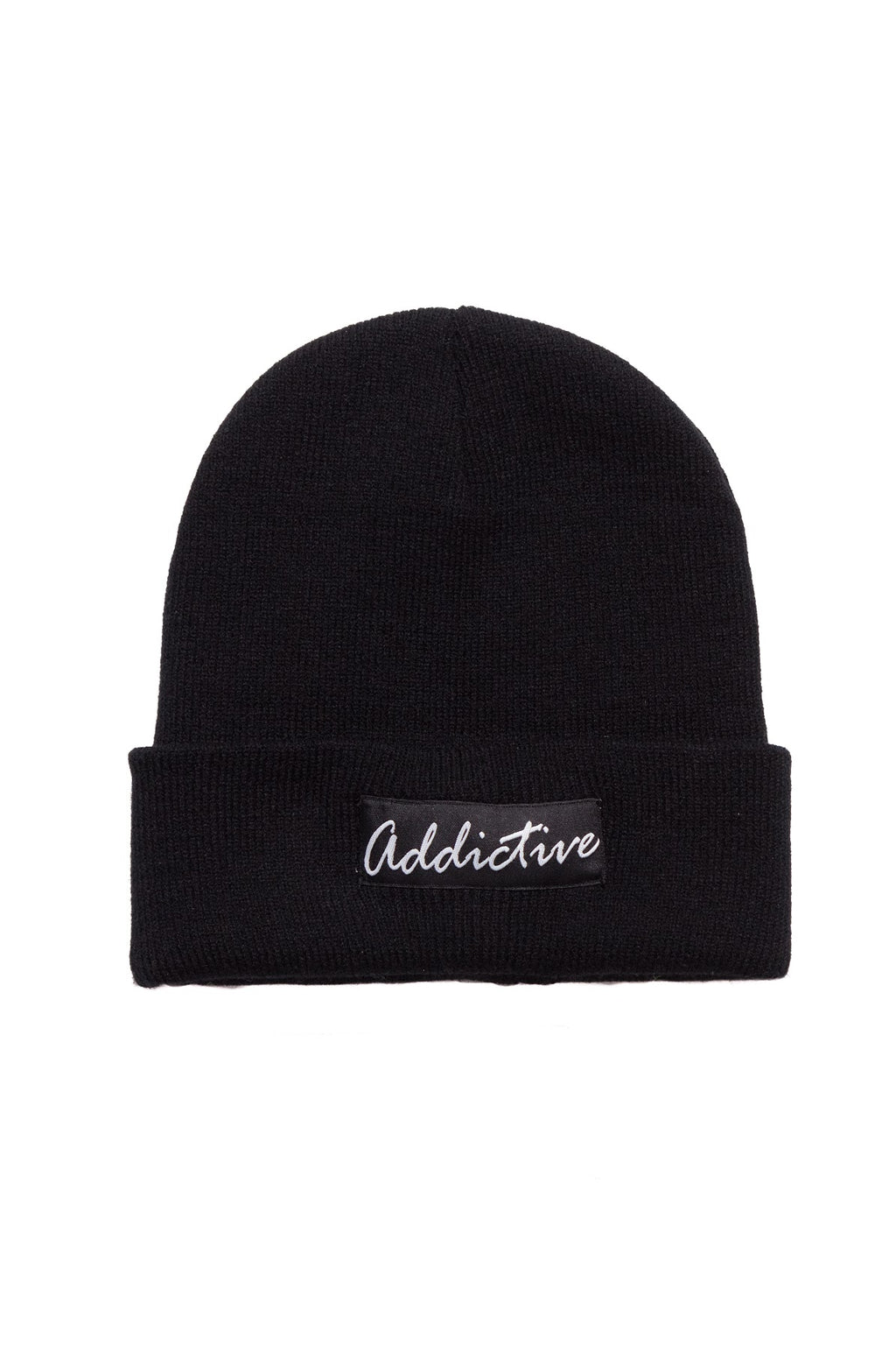 "Addictive ""Black"" Beanie"