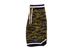 "Addictive ""Tigerstripes Camouflage"" Sweatshorts"