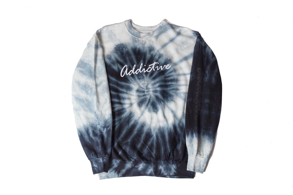 "Addictive ""Tie Dye"" Sweatshirt"