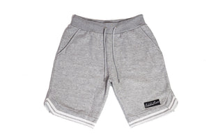 "Addictive ""Grey"" Sweatshorts"