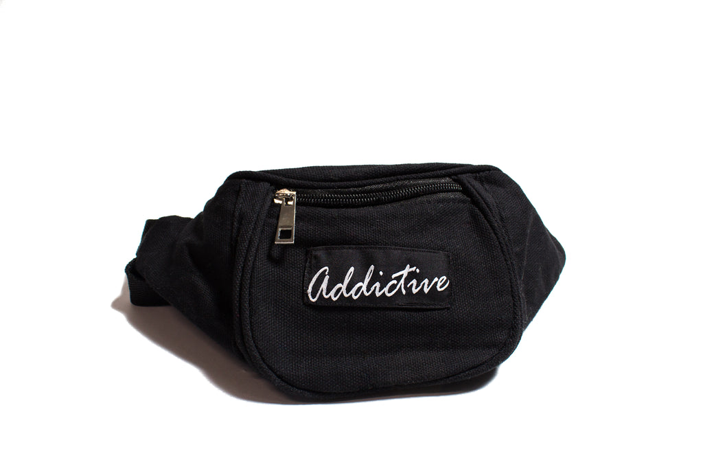 "Addictive ""Black"" Fanny Pack"