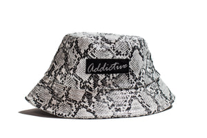 "Addictive ""Snakeskin"" Bucket Hat"